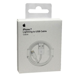[000768] USB Lightning iPhone 5/6/7 Box white