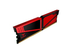 [009534] Оперативная память TeamGroup T-Force Vulcan Red DIMM 8GB, DDR4-2400, CL16-16-16-39 [TLRED48G2400HC16BK]