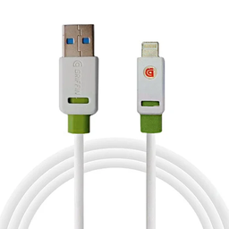 [009653] Кабель Griffin USB - Lightning Premium Flat Cable 1m, white