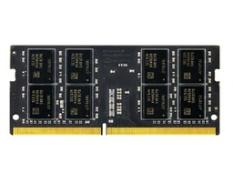 [009702] Оперативная память SО-DIMM Team Elite 4GB, DDR4, 2400 MHz, 1.2V, Тайминги CL 16, PC4-19200, 260-pin, без радиатора (TED44G2400C16-S01)